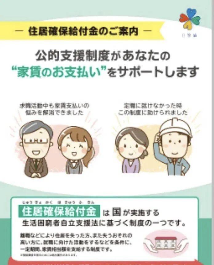 給付 東京 都 金 支援 家賃